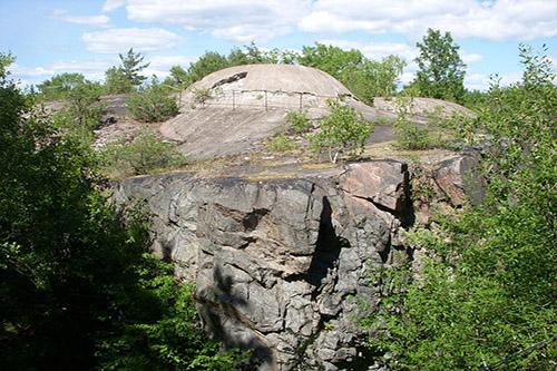 Vaxholm Line - Fort Byvik