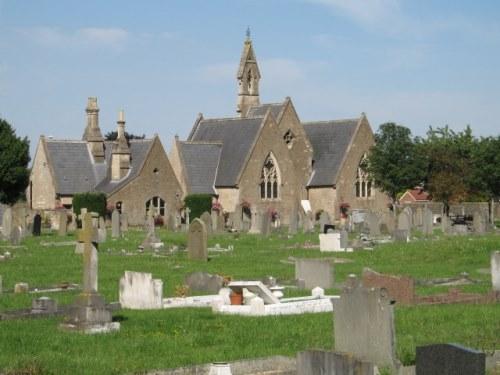 Oorlogsgraven van het Gemenebest London Road Cemetery