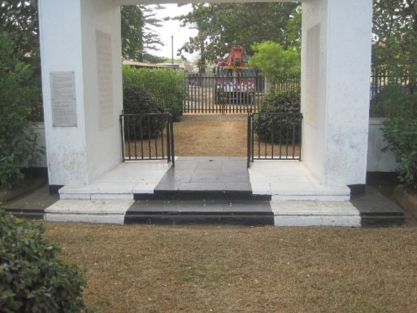 Freetown Memorial