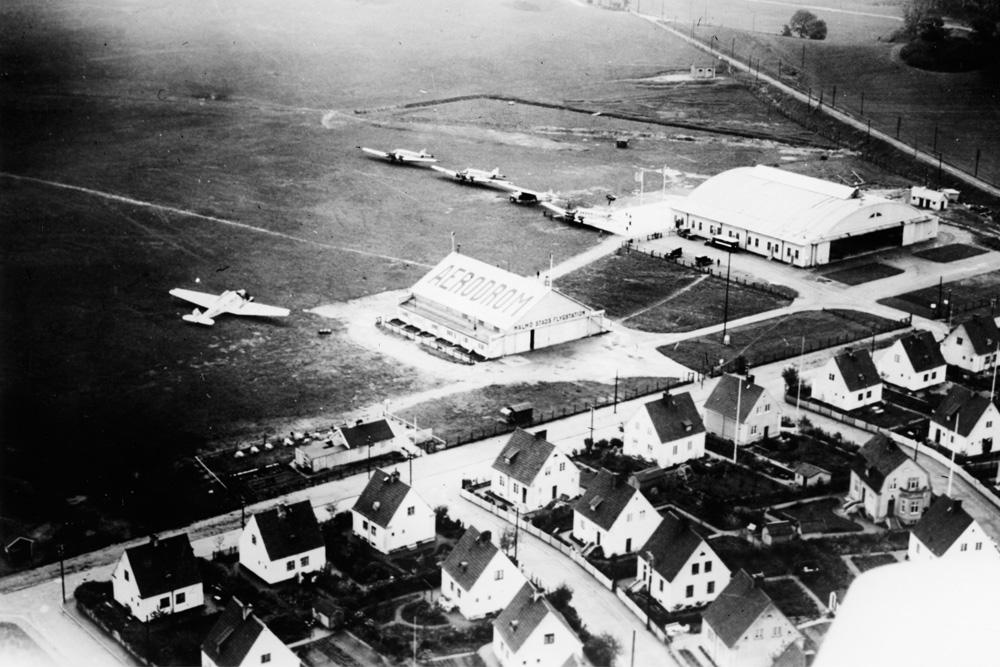 Former Bulltofta Airport