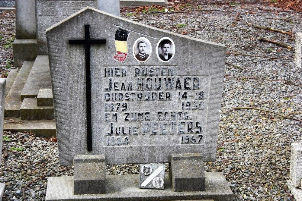 Graven Oudstrijders Bevingen Sint-Truiden