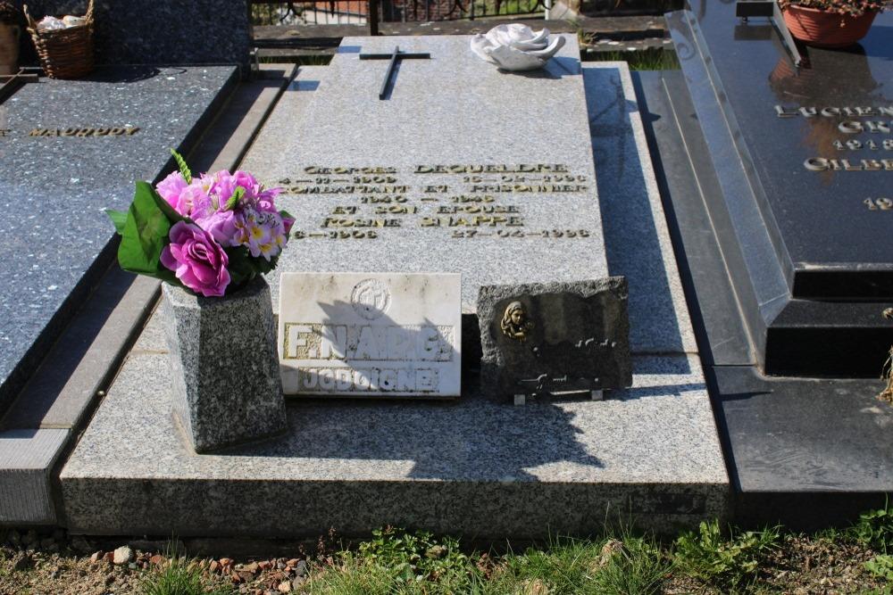 Graven Oudstrijders Tourinnes-la-Grosse