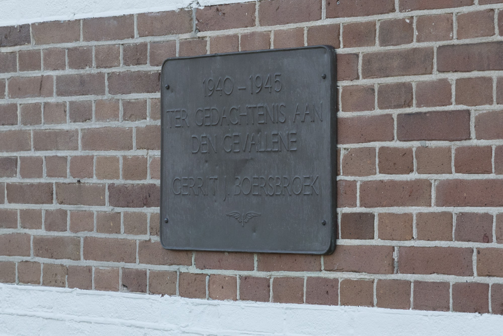 Plaque Killed NS Employee