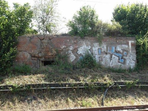 Westwall - Regelbau 2 Bunker Dillingen