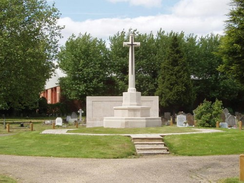 Oorlogsgraven van het Gemenebest Acton Cemetery