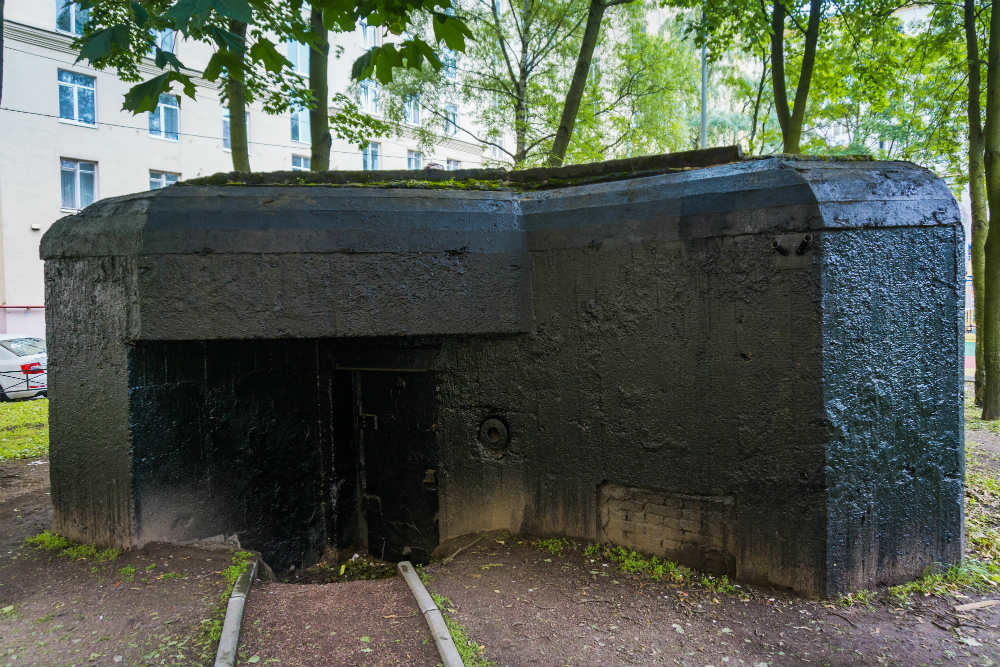 Soviet Pillbox 112