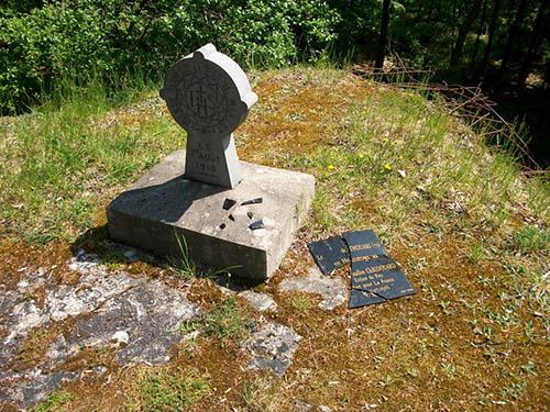 Monument Sous-lieutenant H.Mialet