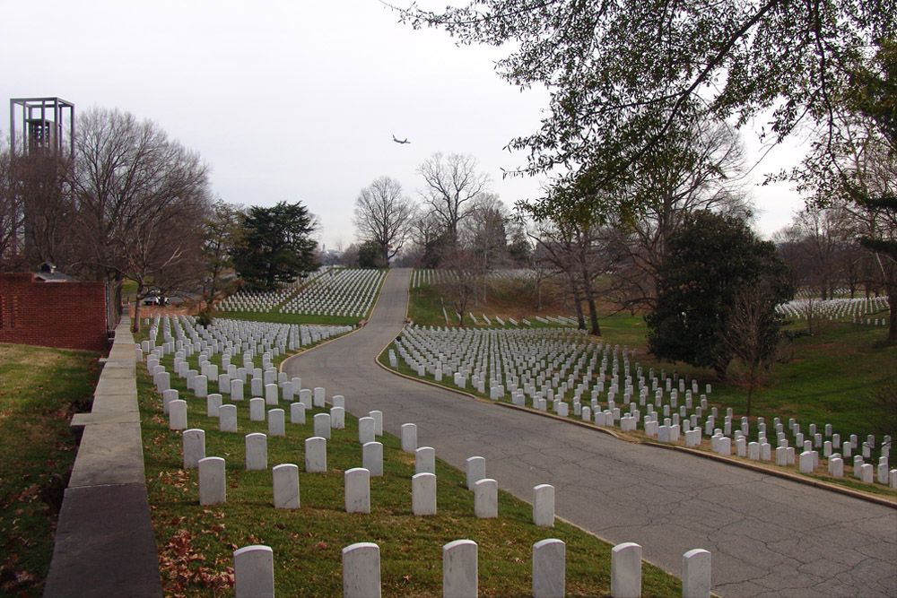 Dutch War Graves Arlington National Cemetery