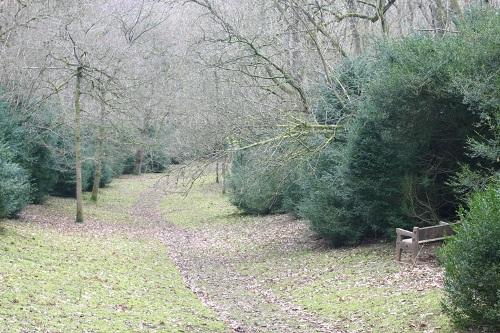 Oorlogsgraf van het Gemenebest Clifferdine Wood
