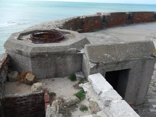Widerstandsnest 203 Brachvogel - Tobruk FT17-Turm