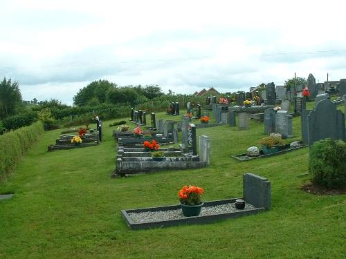Oorlogsgraven van het Gemenebest Adfa Calvinistic Chapelyard