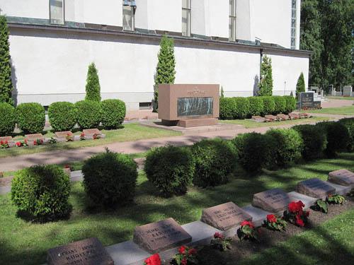 Finse Oorlogsgraven Nakkila