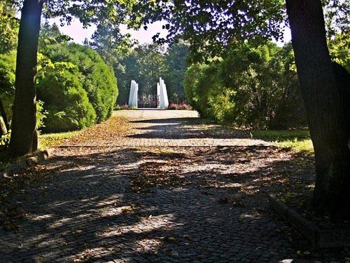 Sovjet Oorlogsbegraafplaats Suwalki