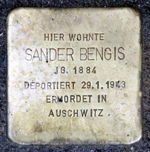 Stumbling Stones Berliner Straße 26
