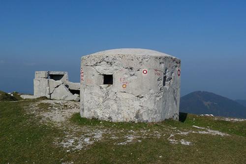 Rupnik Line - Observation Bunker