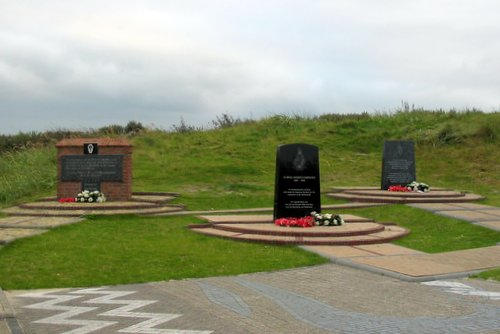 Memorial for Allied Commandos Domburg