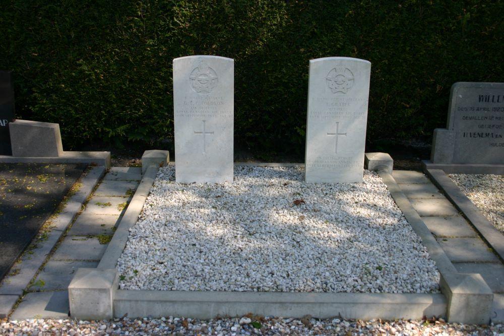 Commonwealth War Graves Municipal Cemetery Stadskanaal