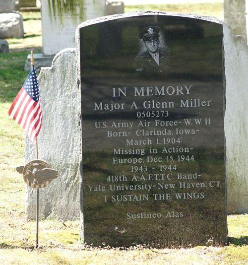 Glen Miller Memorial