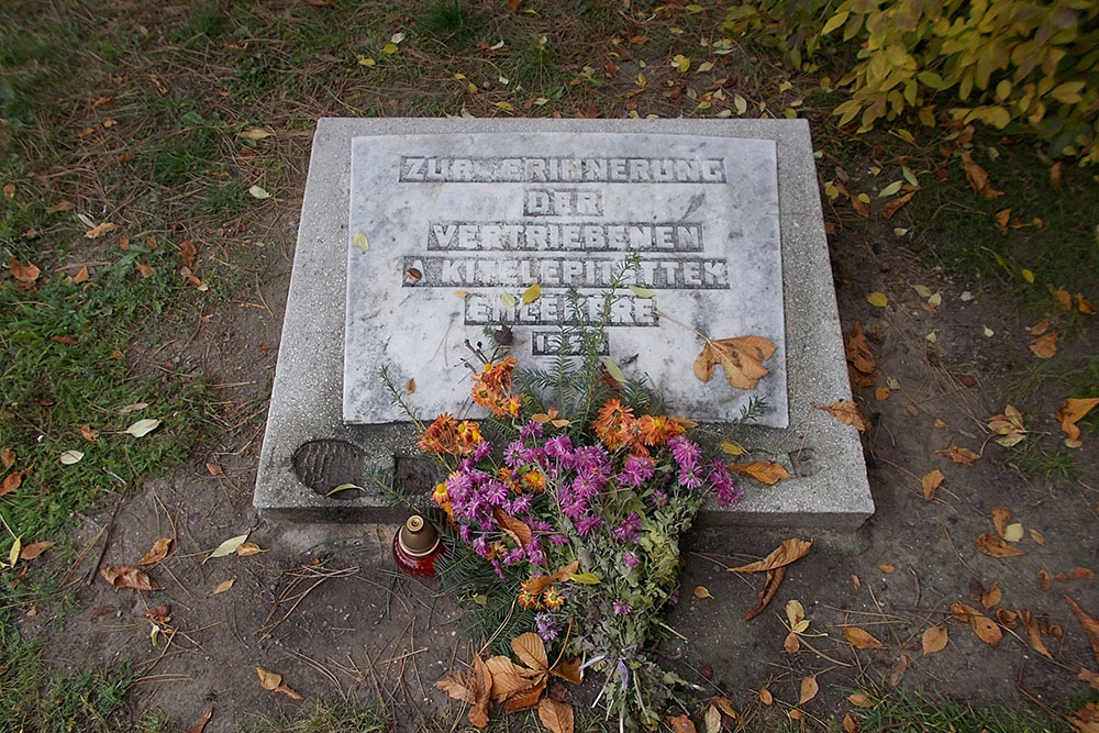 Deportation Memorial 1946