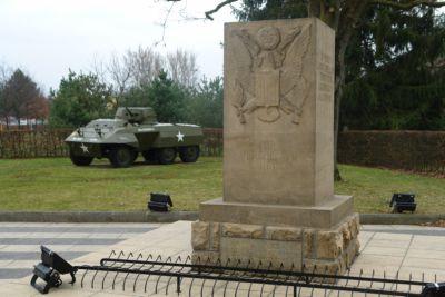 Monument Hyman Josefson Square