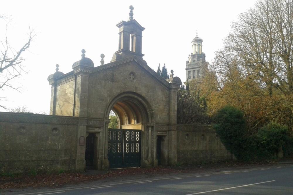 Commonwealth War Graves Lansdown Burial Ground