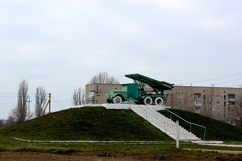 Liberation Memorial (BM-13 Katyusha)