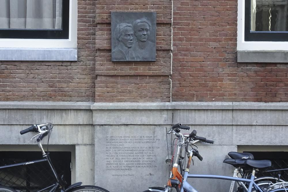 Monument Aaf Dell & Dieuw van Vliet Hoorn