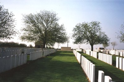 Commonwealth War Graves Outtersteene Extension