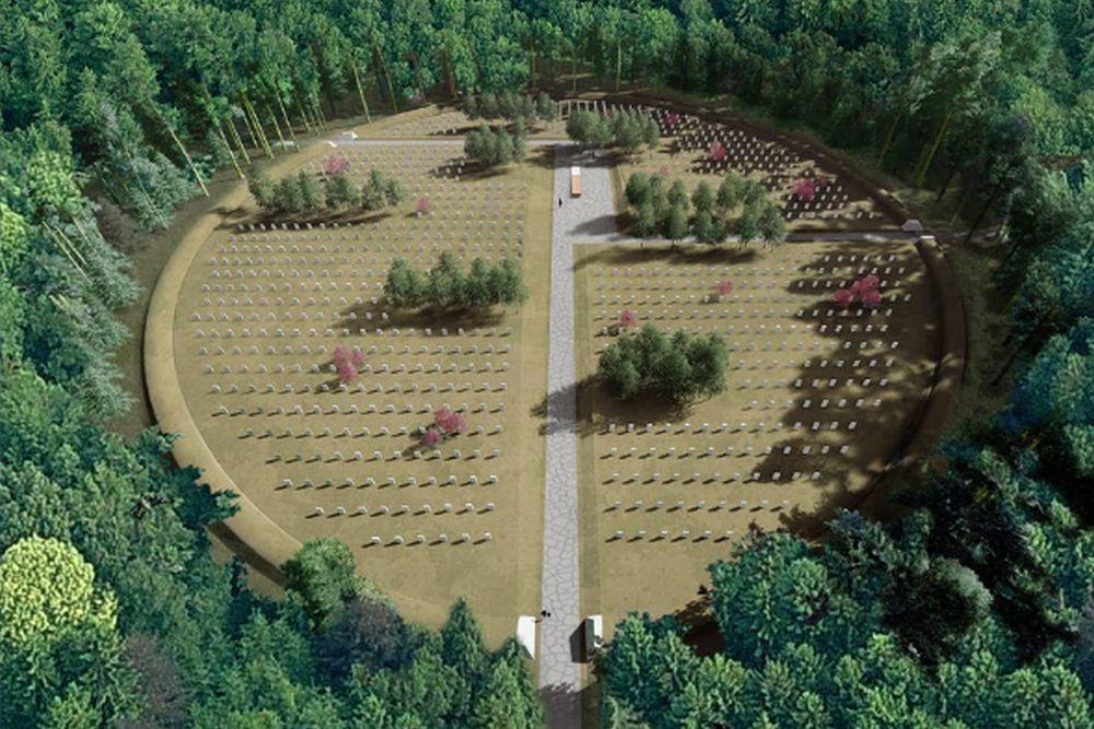 National Veterans Cemetery Loenen