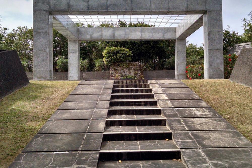 Japanse Oorlogsbegraafplaats & Monument Iwo Jima