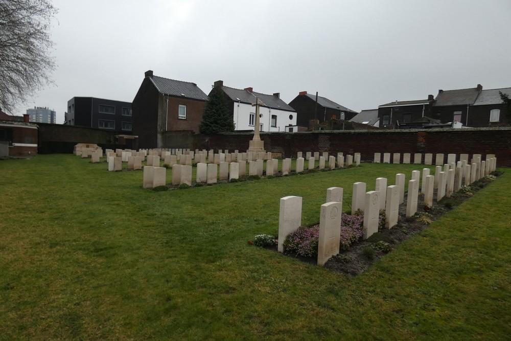 Poolse Oorlogsgraven Charleroi