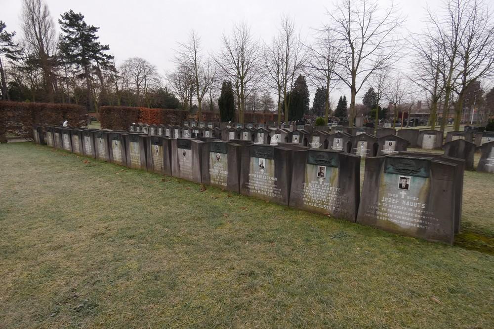 Belgian Graves Veterans Gentbrugge