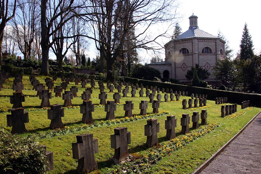 German War Graves Hauptfriedhof Baden-Baden