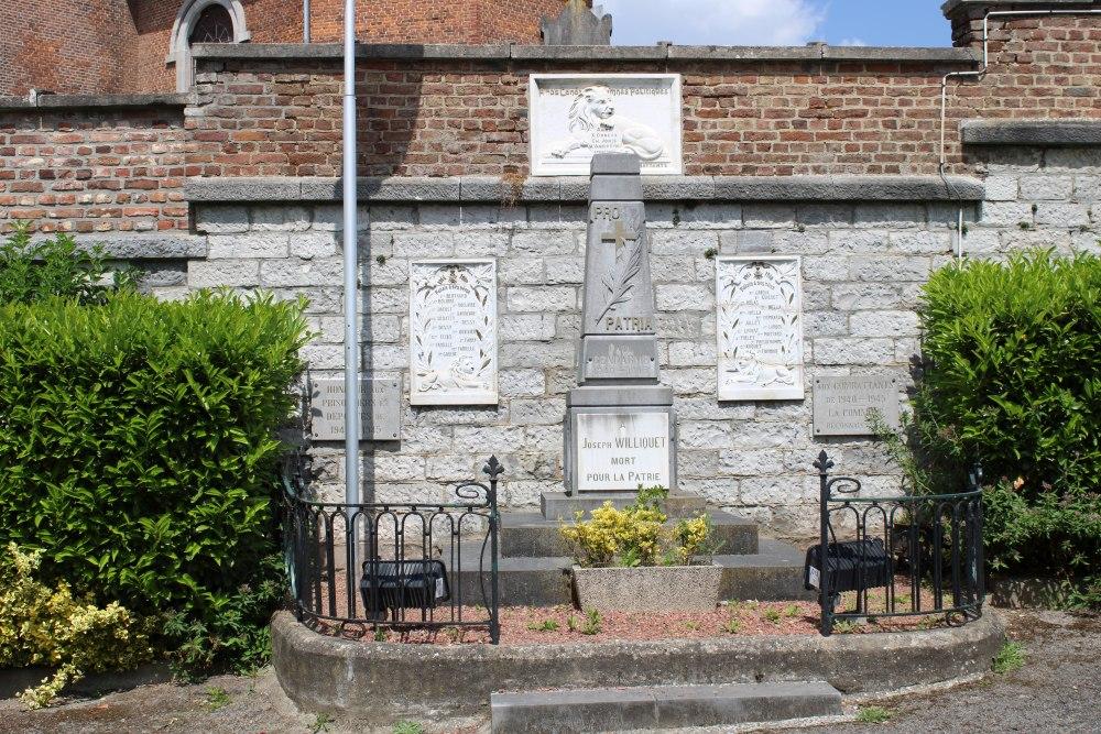 War Memorial Fallais