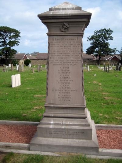 Oorlogsgraven van het Gemenebest Whitby Cemetery