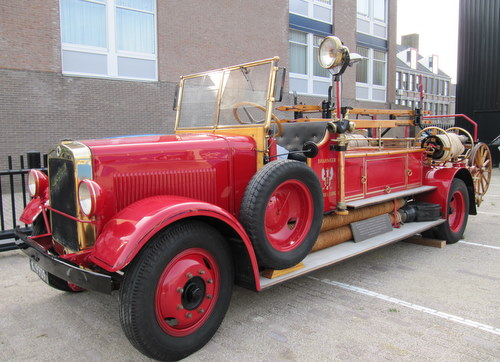 Fire apparatus 'The Magirus'