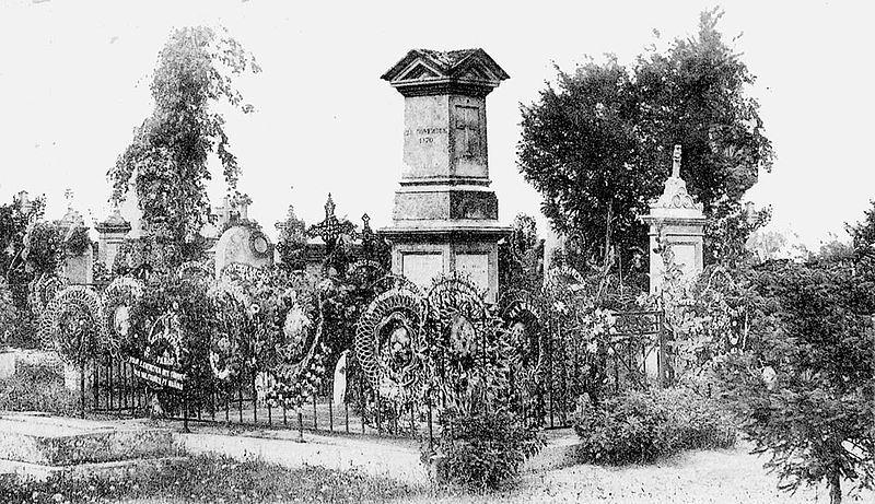 Ossuarium Frans-Duitse Oorlog Beaune-la-Rolande