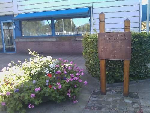 Monument Omgekomen NS-medewerkers Haarlem
