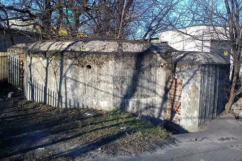 Festung Posen - German Bunker Poznań Główny