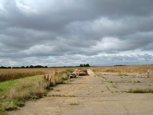Remains RAF Desborough