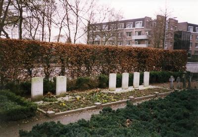 Commonwealth War Graves Roman Catholic Cemetery Boxtel