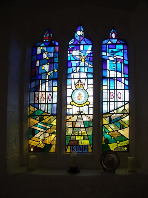 Memorial Window St Denys Church