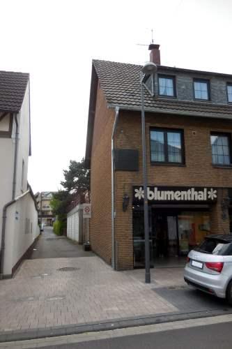 Memorial Synagoge Bornheim