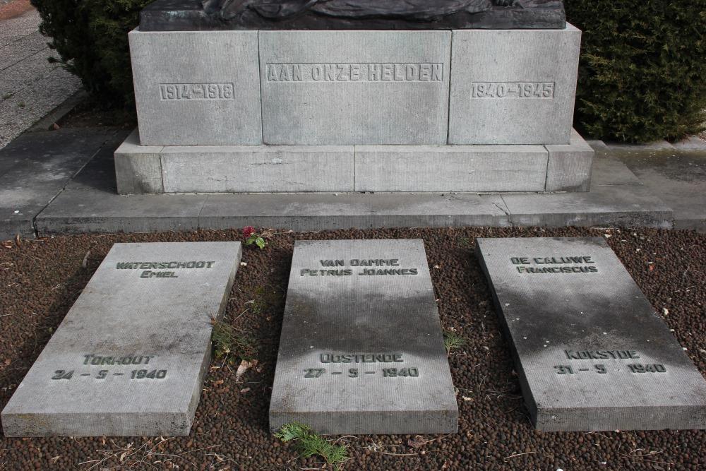 Belgische Oorlogsgraven Sint-Gillis-Dendermonde