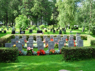 Commonwealth War Graves Saltdal