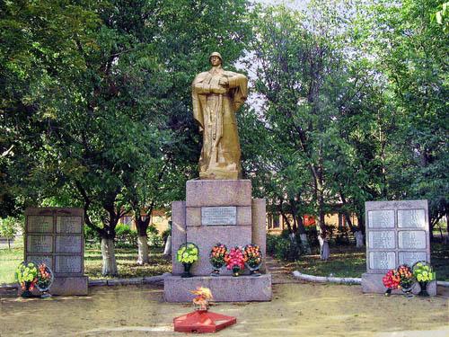 Massagraf Sovjet Soldaten Katerynka