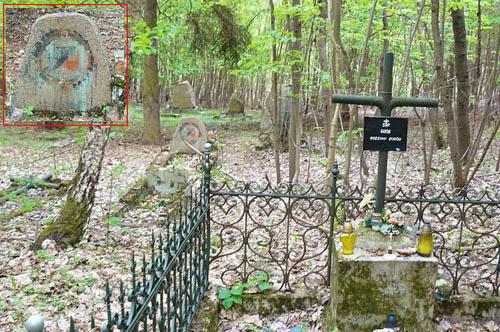 Duitse Oorlogsgraven Biedrusko