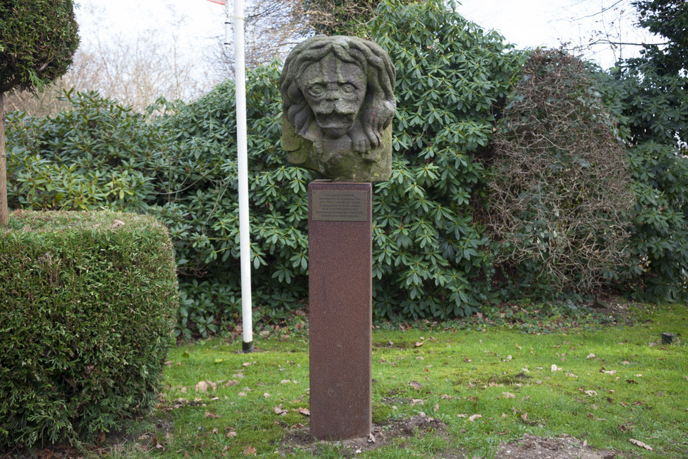 Memorial Lion's head