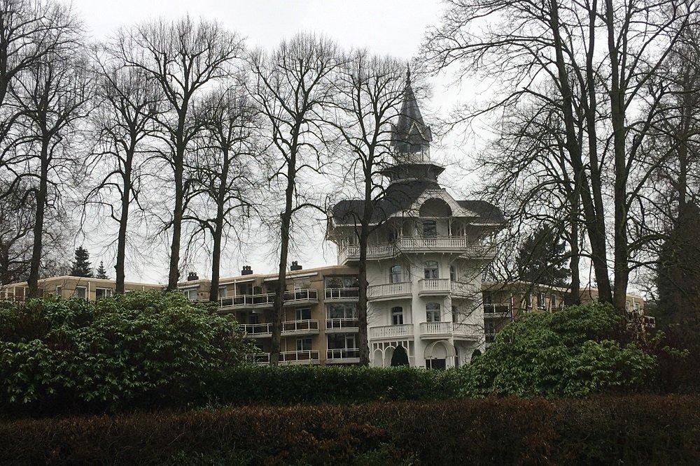 Voormalig Badhotel Baarn