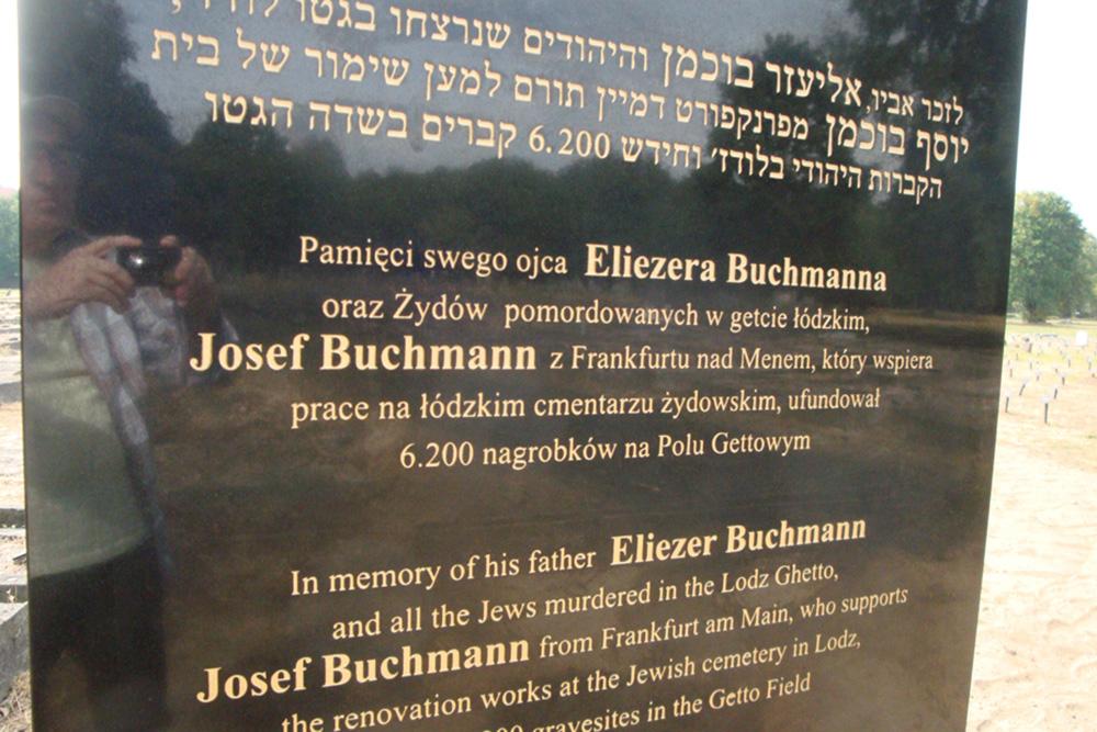 Buchmann Monument